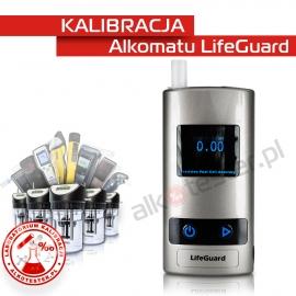 Kalibracja Alkomatu LifeGuard