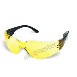Okulary ochronne drager - Żółta szybka poliwęglanowa,