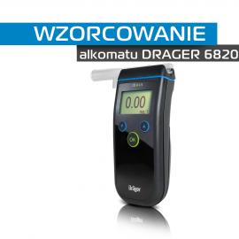 Wzorcowanie Alkomatu DRAGER 6820