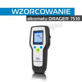 Wzorcowanie Alkomatu DRAGER 7510