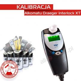 Kalibracja Alkomatu Dräger Interlock XT - Świadectwo Kalibracji