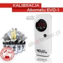 Kalibracja Alkomatu EVO-1 - Świadectwo Kalibracji