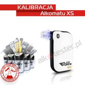 Kalibracja Alkomatu XS