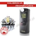 Kalibracja Alkomatu COBRA - Świadectwo Kalibracji