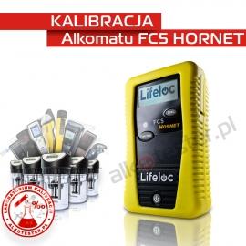Kalibracja Alkomatu FC5 HORNET- Świadectwo Kalibracji