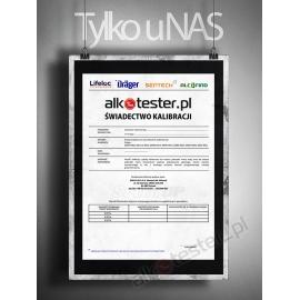 Alkomat PROMILER  AL 9010 +  drukarka
