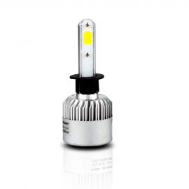 Żarówki LED 2xH7 LED S2 COB 8000Lm 72W 12/24V