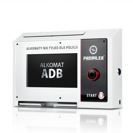 Alkomat AL 4000V - z wyświetlaczem LCD