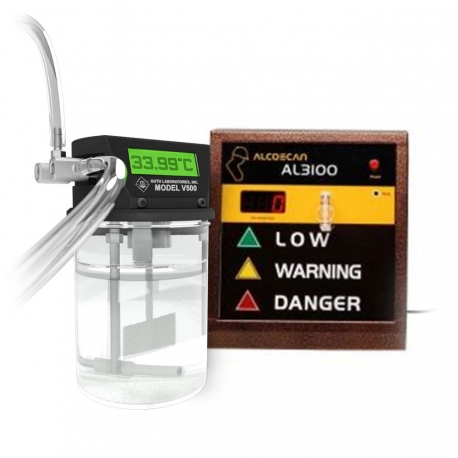Kalibracja Alkomatu AL 1100