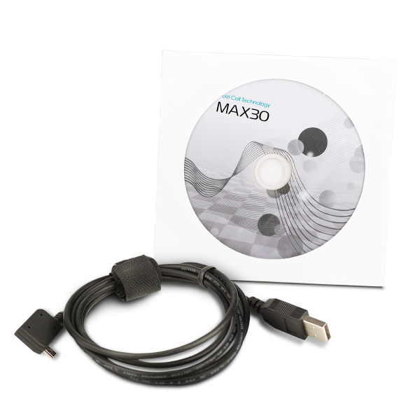 Alkomat PROMILER Kabel PC +oprogramowanie do alkomatu AL9000