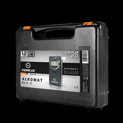 Walizka na Alkomat  Promiler ALC-2