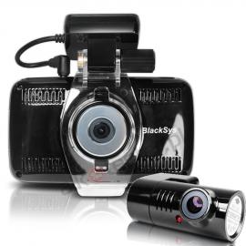 Wideorejestrator BL-100N + Kamera Tył