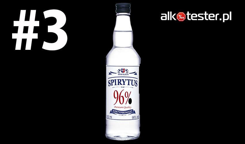 Spirytus 96%