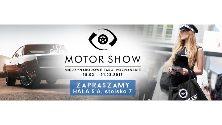 Na targach Motor Show 2019